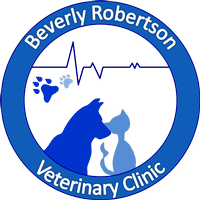 Beverly Robertson Veterinary Clinic Logo